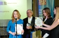 """VIII церемония награждения ежегодной премией """"Финансовая сфера"""""""