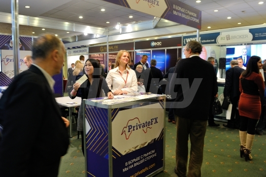 "Выставка ""Moscow Financial EXPO 2016"""